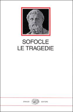 Copertina del libro Le tragedie di Sofocle