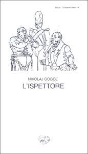 Copertina del libro L'ispettore di Nikolaj Gogol'