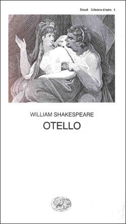 Copertina del libro Otello di William Shakespeare