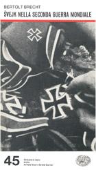 Copertina del libro Svejk nella seconda guerra mondiale di Bertolt Brecht