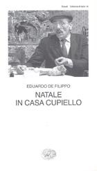 Copertina del libro Natale in casa Cupiello di Eduardo De Filippo