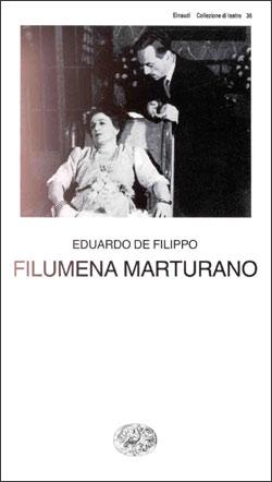 Copertina del libro Filumena Marturano di Eduardo De Filippo