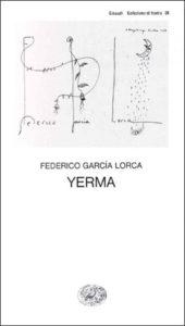 Copertina del libro Yerma di Federico García Lorca