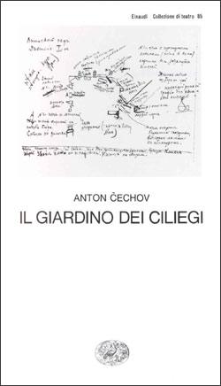 Copertina del libro Il giardino dei ciliegi di Anton P. Cechov