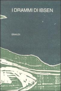 Copertina del libro I drammi di Henrik Ibsen