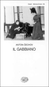Copertina del libro Il gabbiano di Anton P. Cechov
