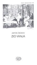 Copertina del libro Zio Vanja di Anton P. Cechov