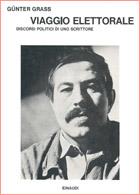 Copertina del libro Viaggio elettorale di Günter Grass