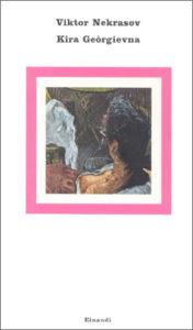 Copertina del libro Kira Georgievna di Viktor Nekrasov