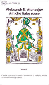 Copertina del libro Antiche fiabe russe di Aleksandr N. Afanasjev