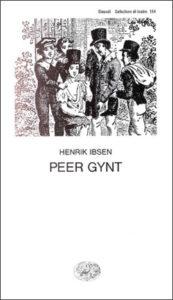 Copertina del libro Peer Gynt di Henrik Ibsen
