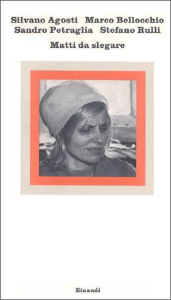Copertina del libro Matti da slegare