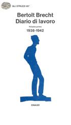 Copertina del libro Diario di lavoro di Bertolt Brecht