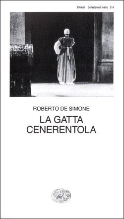 Copertina del libro La gatta Cenerentola di Roberto De Simone