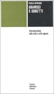 Copertina del libro Gramsci e Gobetti di Paolo Spriano