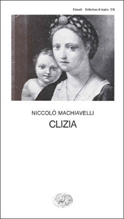 Copertina del libro Clizia di Niccolò Machiavelli