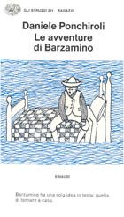 Copertina del libro Le avventure di Barzamino di Daniele Ponchiroli