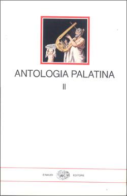 Copertina del libro Antologia Palatina. II: Libri VII-VIII di VV.