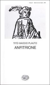 Copertina del libro Anfitrione di Tito Maccio Plauto