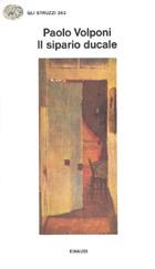 Copertina del libro Il sipario ducale di Paolo Volponi