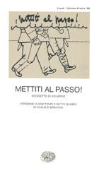 Copertina del libro Mettiti al passo! di Eduardo De Filippo, Claudio Brachini