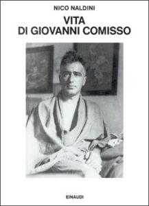 Copertina del libro Vita di Giovanni Comisso di Nico Naldini