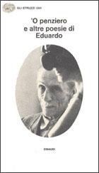 Copertina del libro 'O penziero e altre poesie di Eduardo di Eduardo De Filippo