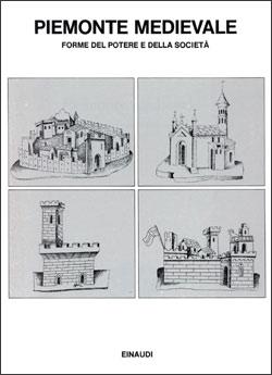 Copertina del libro Piemonte medievale