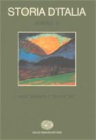 Copertina del libro Storia d'Italia. Annali 8. Insediamenti e territorio di VV.