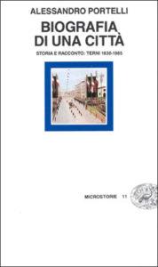 Copertina del libro Biografia di una città di Alessandro Portelli