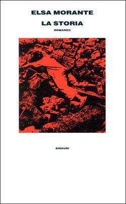 Copertina del libro La Storia di Elsa Morante
