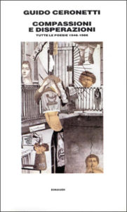 Copertina del libro Compassioni e disperazioni di Guido Ceronetti