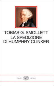 Copertina del libro La spedizione di Humphry Clinker di Tobias G. Smollett