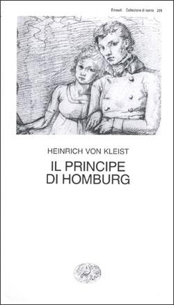 Copertina del libro Il principe di Homburg di Heinrich von Kleist