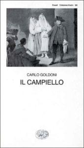 Copertina del libro Il campiello di Carlo Goldoni