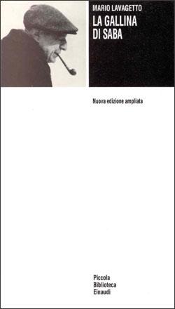 Copertina del libro La gallina di Saba di Mario Lavagetto