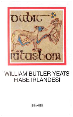 Copertina del libro Fiabe irlandesi di Willam Butler Yeats