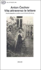 Copertina del libro Vita attraverso le lettere di Anton P. Cechov