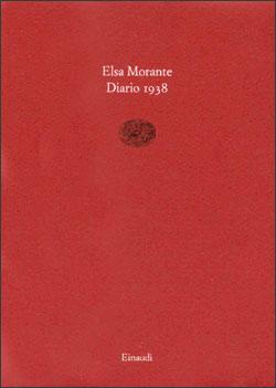 Copertina del libro Diario 1938 di Elsa Morante