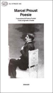Copertina del libro Poesie di Marcel Proust