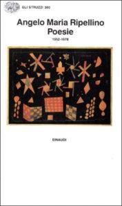 Copertina del libro Poesie di Angelo Maria Ripellino