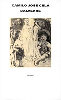 Copertina del libro L'alveare di Camilo José Cela