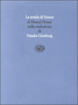 Copertina del libro La strada di Swann di Marcel Proust