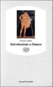 Copertina del libro Introduzione a Omero di Fausto Codino