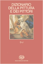 Copertina del libro Dizionario della pittura e dei pittori: II. D-J di VV.