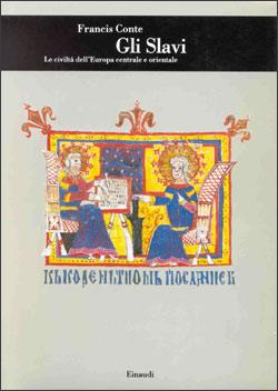 Copertina del libro Gli Slavi di Francis Conte