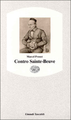 Copertina del libro Contro Sainte-Beuve di Marcel Proust