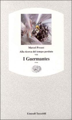 Copertina del libro Alla ricerca del tempo perduto VIII. I Guermantes*** di Marcel Proust