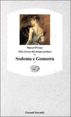 Copertina del libro Alla ricerca del tempo perduto IX. Sodoma e Gomorra* di Marcel Proust