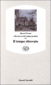 Copertina del libro Alla ricerca del tempo perduto XIV. Il tempo ritrovato* di Marcel Proust
